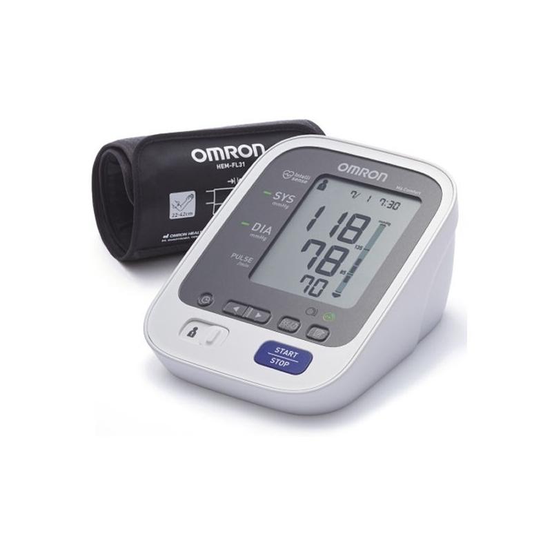 Omron M6 Comfort bloeddrukmeter (best getest 2015)