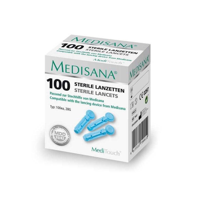 Medisana Meditouch II Lancetten