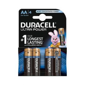 Duracall Ultra Power batterijen 4 stuks