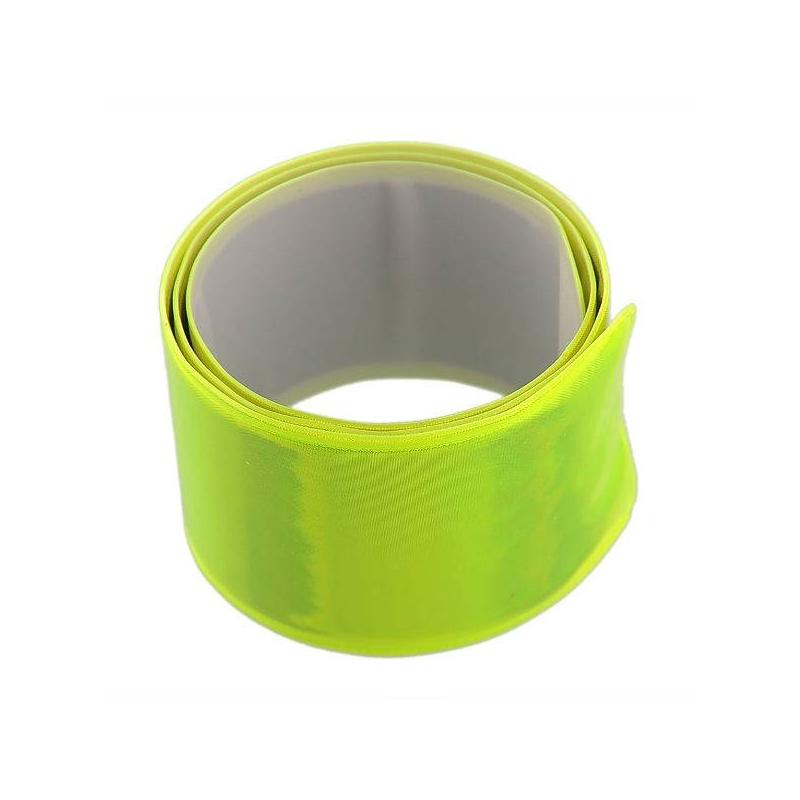 Reflecterende veiligheidsband voor de bovenarm