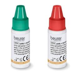 Beurer Controlevloeistof Level 3 en Level 4