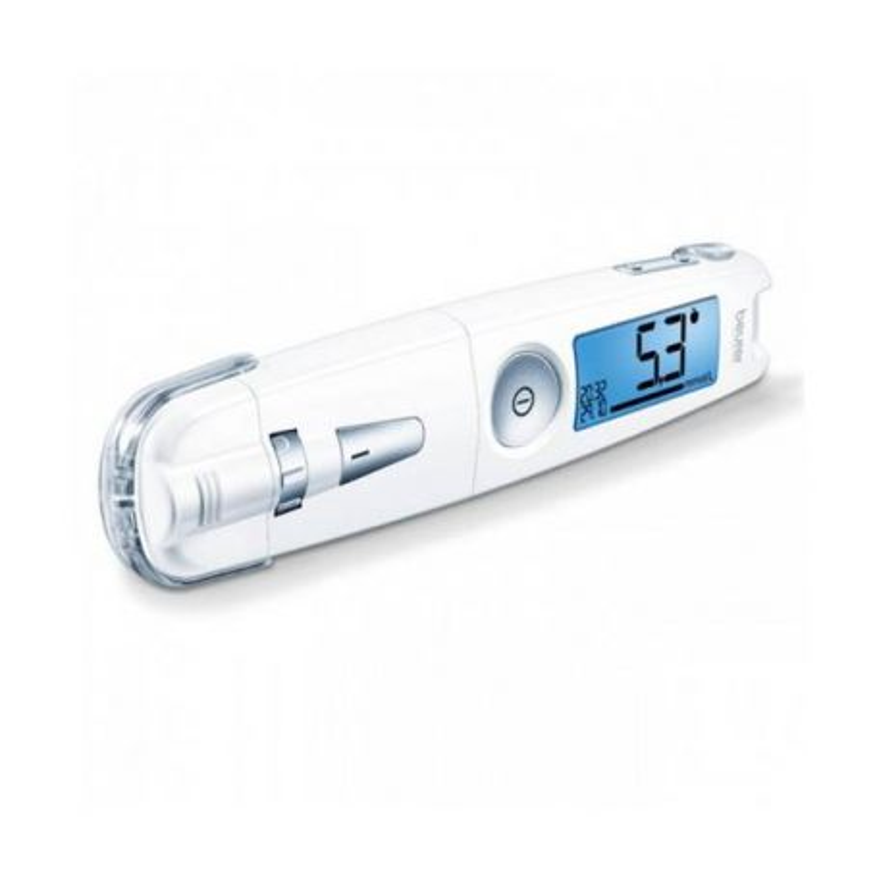 Glucosemeter Beurer GL50 Wit mmol/l