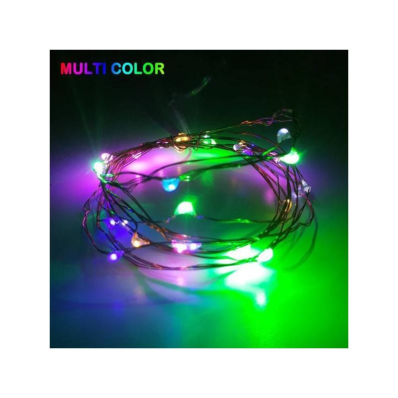 LED lampjes diverse kleuren
