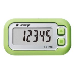 Yamax EX-210 stappenteller green