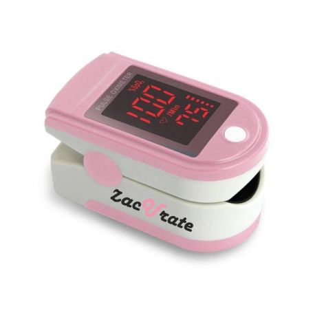 Saturatiemeter Zacurate Pro Series 500DL Pink