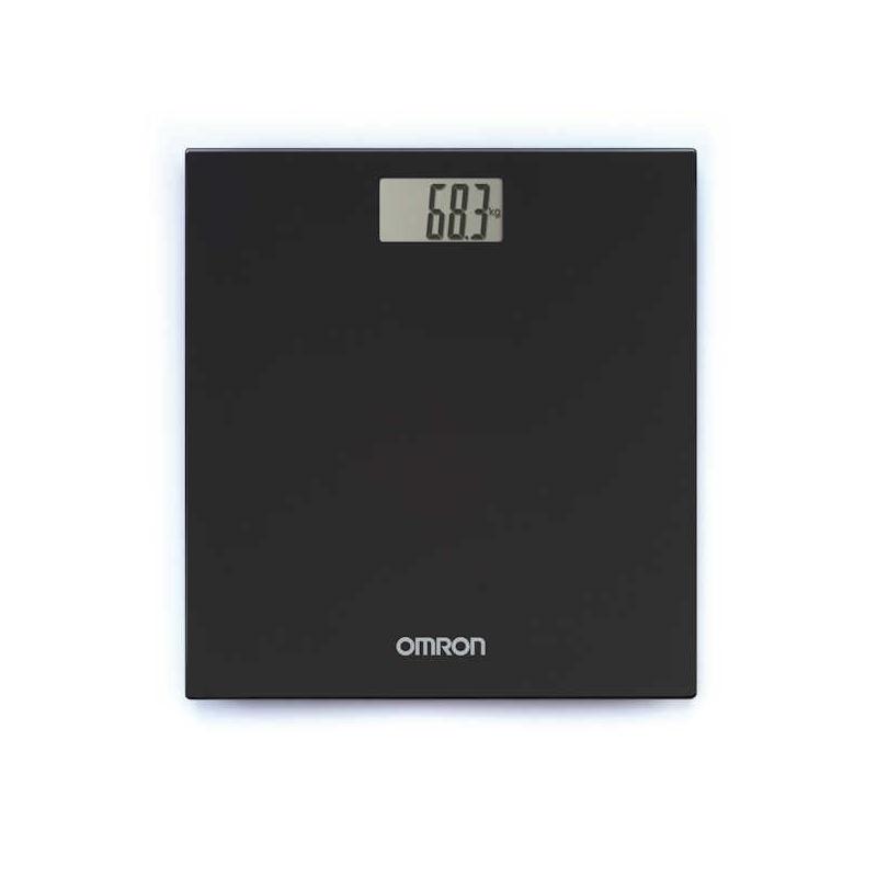 Omron HN289 zwart digitale weegschaal