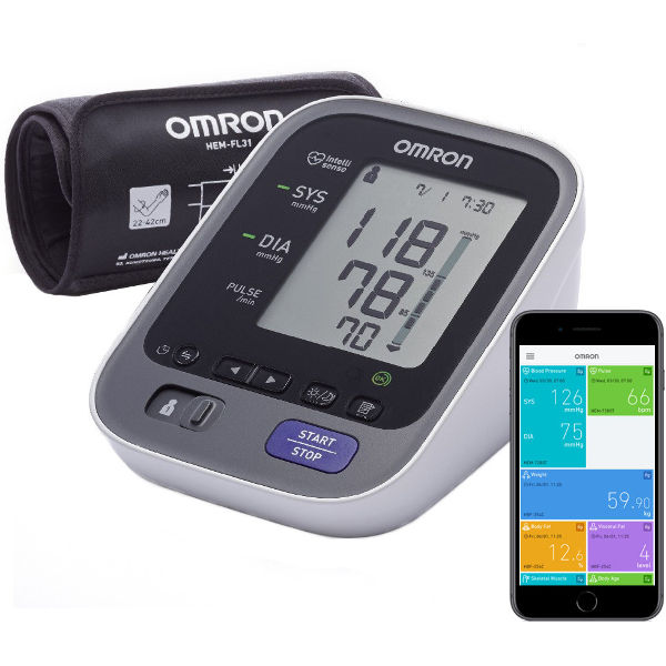 Omron bloeddrukmeter M7 Intelli IT