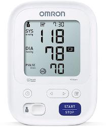 Omron M3 HEM-7154-E display