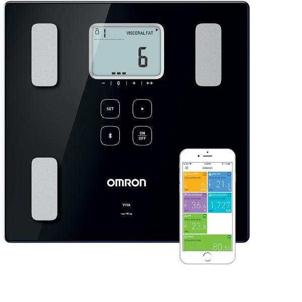 Omron VIVA bepaalt BMI score bij kinderen vanaf 6 jaar