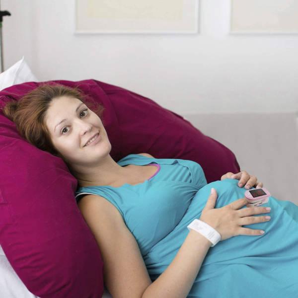 Saturatie meten tijdens zwangerschap