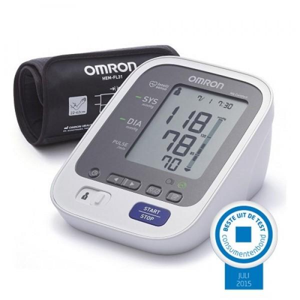 de beste bloeddrukmeter Omron M6 Comfort