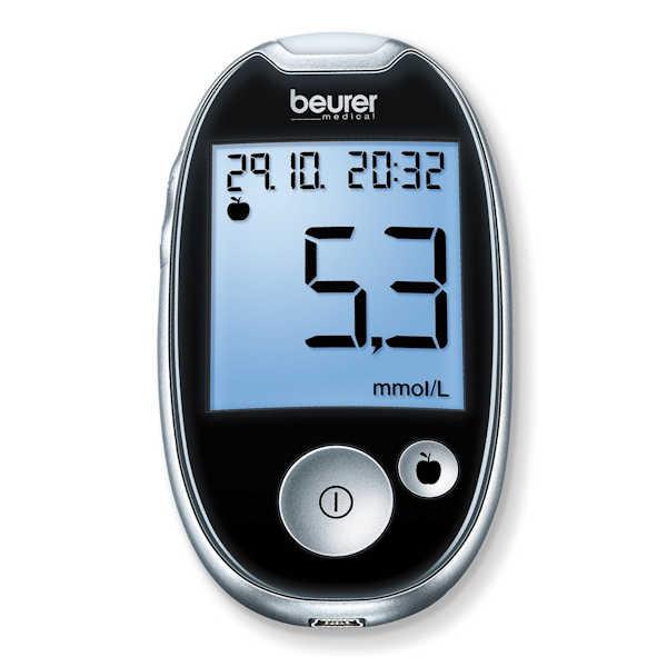 Glucosemeter Beurer GL44