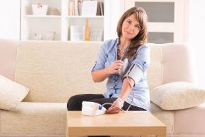thuis bloeddruk meten